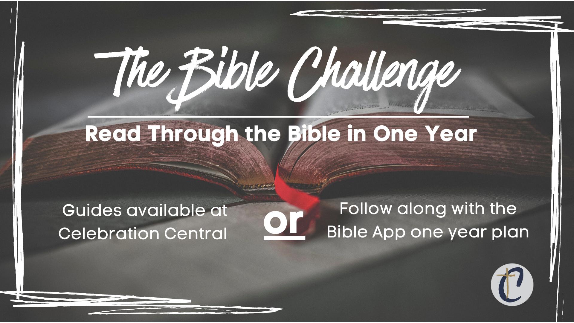 Bible Challenge Celebration Church Roanoke VA